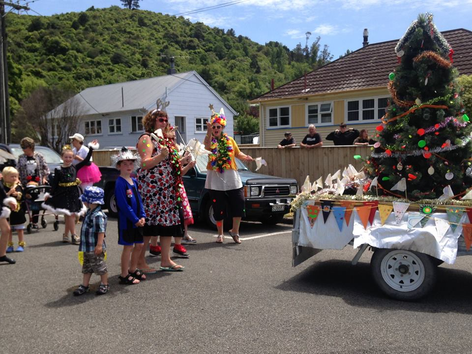 Featherston Christmas Parade 2018
